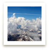Clouds and Snow 1 by Jeff Vilkin