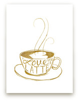 Love You A Latte by Amanda Paulson