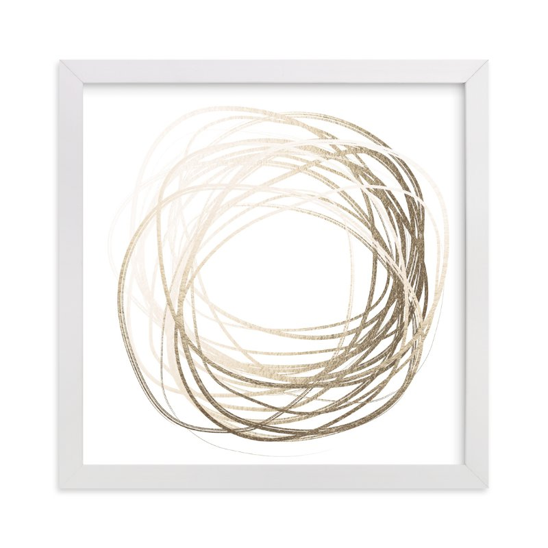 """""""Infinite Possibility"""" - Art Print by Honey Madison in beautiful frame options and a variety of sizes."""
