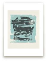 Funky Type by Anne Crosse