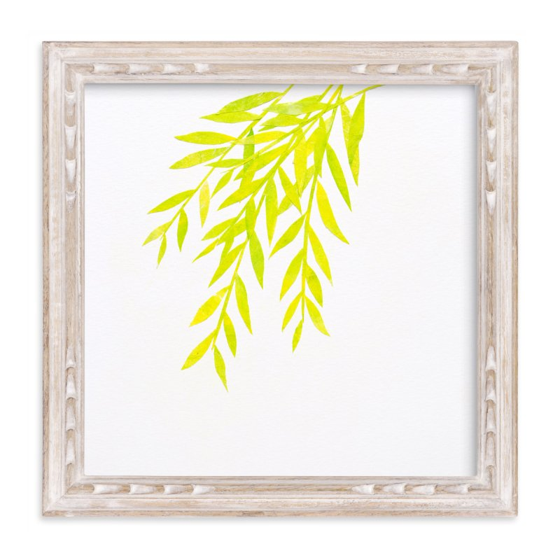 """""""Willows"""" - Art Print by Mia Posada in beautiful frame options and a variety of sizes."""