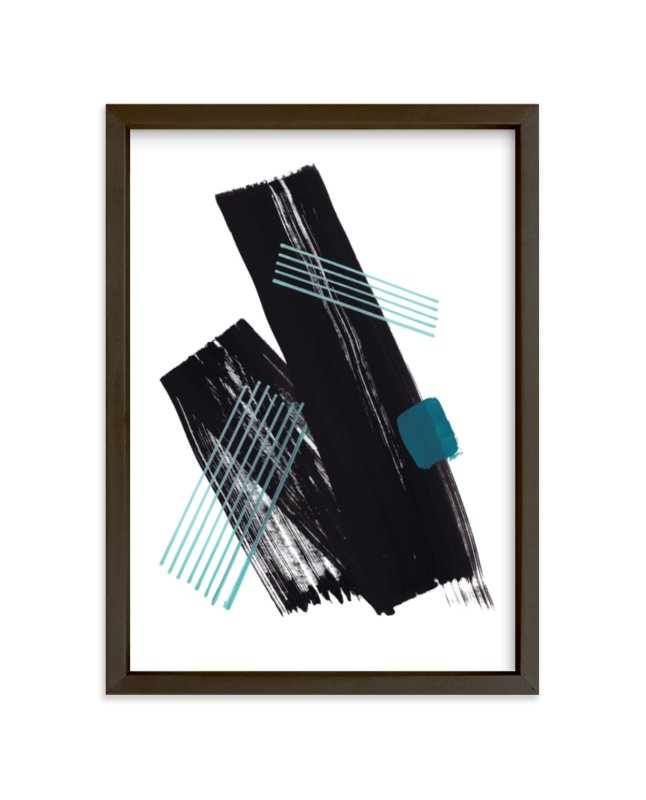 """""""Study 34"""" - Art Print by Jaime Derringer in beautiful frame options and a variety of sizes."""
