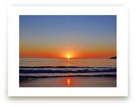 Sunset at Carmel by NSMARK