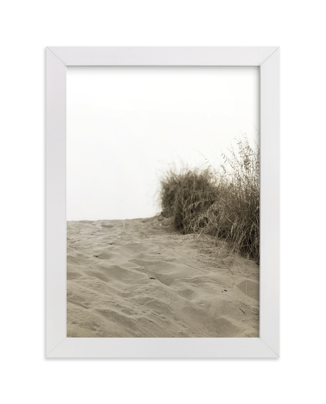 """Dune"" - Art Print by Ashleigh Ninos in beautiful frame options and a variety of sizes."