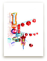 Chinatown 3 by Charlene Landry