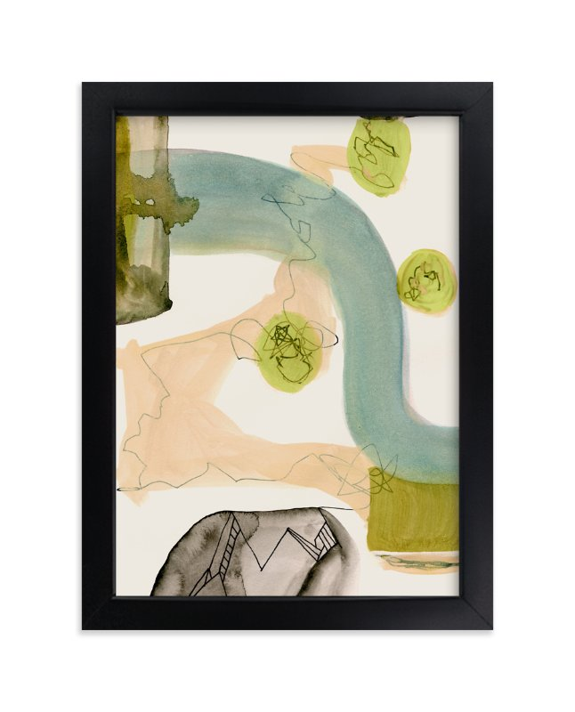 """Times Like These 2"" - Art Print by Amy Moen in beautiful frame options and a variety of sizes."