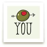 Olive (I Love) You by Molly Brekke