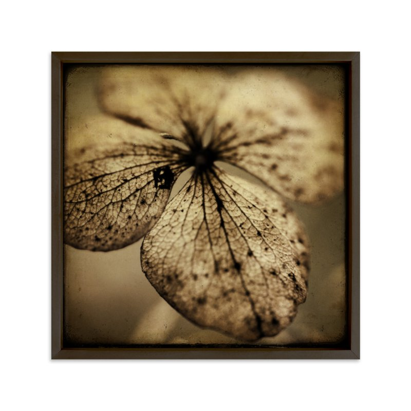 """Winter #1"" - Art Print by Lynn Lehto in beautiful frame options and a variety of sizes."