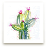 Cactus Love Two by Me Amelia
