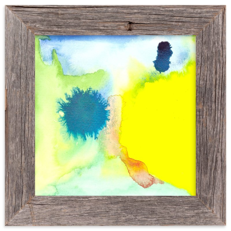 """""""""""The Feeling of Being New"""""""" - Art Print by Laura Viapiano in beautiful frame options and a variety of sizes."""