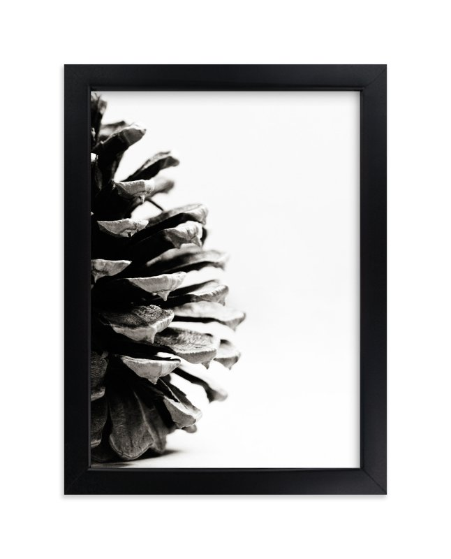 """Pine Cone - Part 2"" - Art Print by Alexis Arnold in beautiful frame options and a variety of sizes."