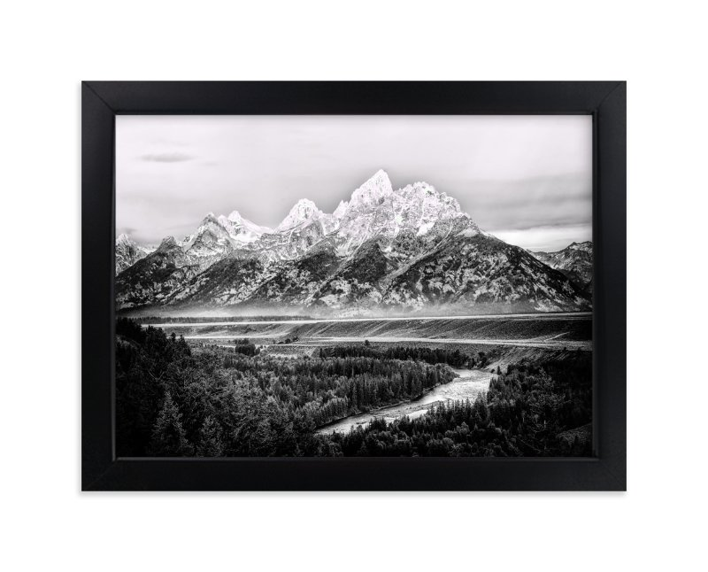 """""""Shadow and Light"""" - Art Print by Michelee Scott in beautiful frame options and a variety of sizes."""