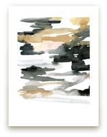 Stormy Sunrise by Melanie Severin