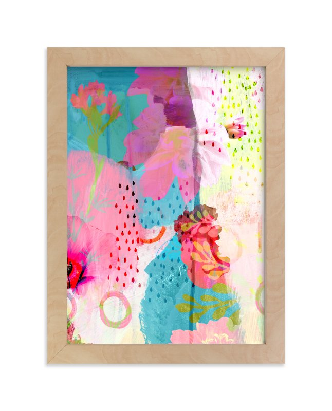 """""""Fading Memories"""" - Art Print by Portia Monberg in beautiful frame options and a variety of sizes."""