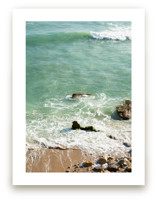 Praia da Bafureira by Heather Deffense