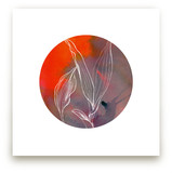Circular Lily by Lauren Matsumoto