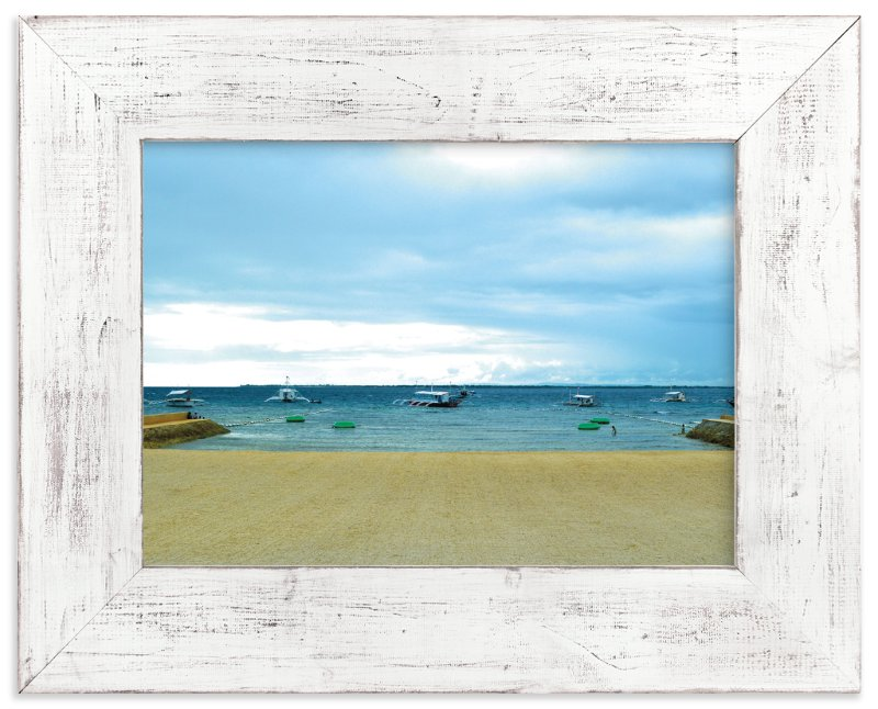 """""""beach1"""" - Art Print by aticnomar in beautiful frame options and a variety of sizes."""