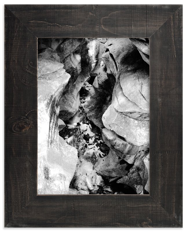 """Rock Formations 2"" - Art Print by Monica Cheng in beautiful frame options and a variety of sizes."