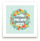 Wildness Floral by Katie Tandlmayer
