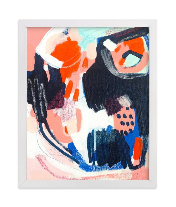 """""""Sushi"""" - Art Print by Katie Craig in beautiful frame options and a variety of sizes."""