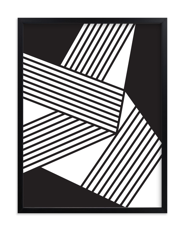 """""""Untitled B+W #1 2012"""" - Art Print by Jaime Derringer in beautiful frame options and a variety of sizes."""
