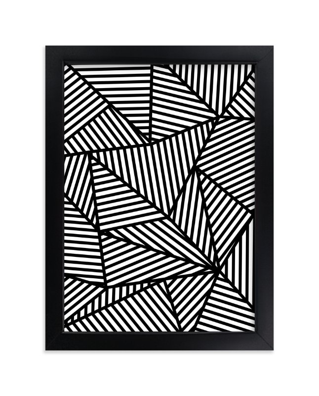 """Untitled B+W #2 2012"" - Art Print by Jaime Derringer in beautiful frame options and a variety of sizes."