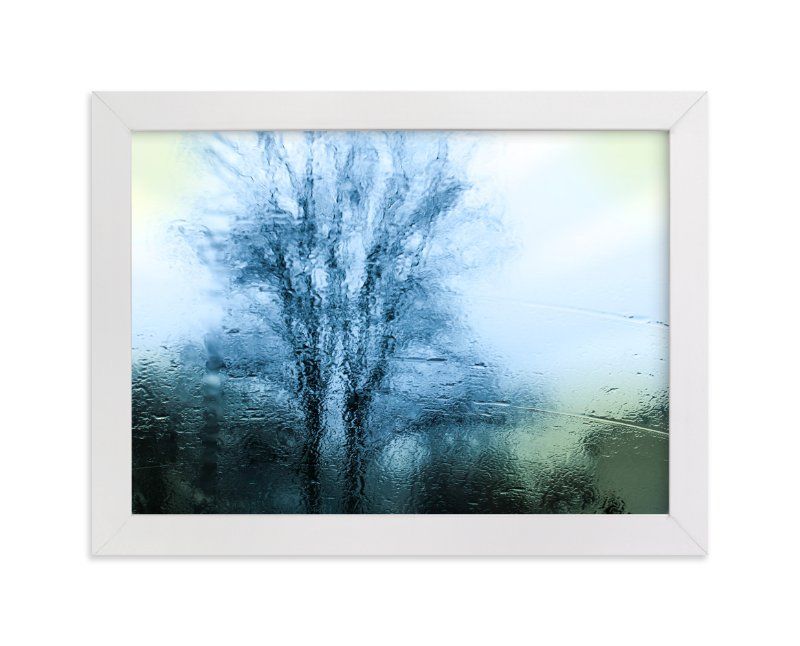"""""""Storm Beauty"""" - Art Print by Monica Janes Fine Art in beautiful frame options and a variety of sizes."""