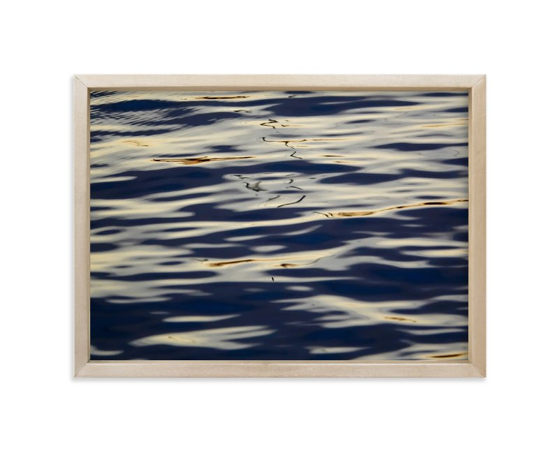 """Dreaming in Water 2"" - Art Print by Jan Kessel in beautiful frame options and a variety of sizes."