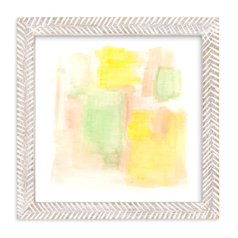 """""""Passages"""" - Art Print by Ilana Greenberg in beautiful frame options and a variety of sizes."""
