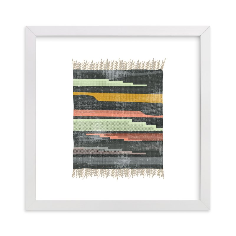"""Tapestry 5"" - Art Print by Kate Capone in beautiful frame options and a variety of sizes."