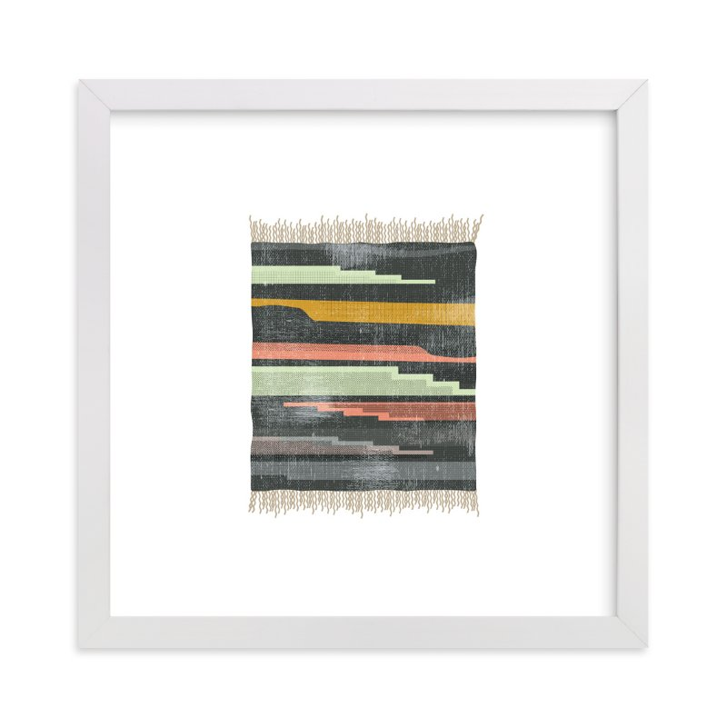 """""""Tapestry 5"""" - Art Print by Kate Capone in beautiful frame options and a variety of sizes."""