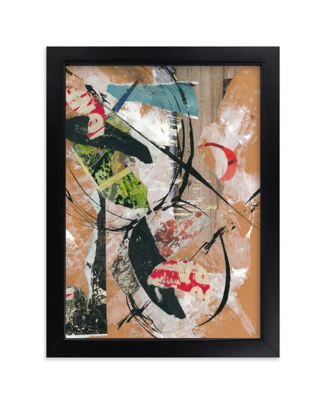 """""""Kismet"""" - Art Print by Misty Hughes in beautiful frame options and a variety of sizes."""
