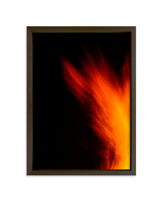 """""""Lag BaOmer   2017   2"""" - Art Print by Tal Paz-Fridman in beautiful frame options and a variety of sizes."""