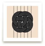 Striped Knot 2 by Kissyfish