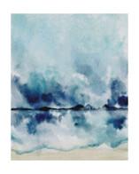 Seaside Bliss Marketplace Art Print