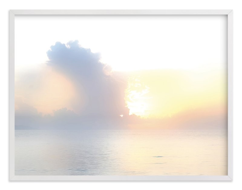 """Ethereal Light"" - Art Print by Luckybug Designs in beautiful frame options and a variety of sizes."