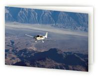 Flying High card by Jeff Vilkin