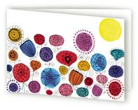 Sunlit Garden Card