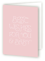 Best Wishes For You & Baby