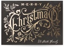 This is a grey met by GeekInk Design called Cumberland with foil-pressed printing on signature in standard.