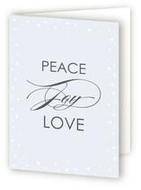 Peace Joy Love Holiday
