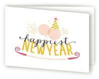 Happy Year Balloons