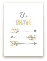 Brave Little Arrow by Kayley Miller