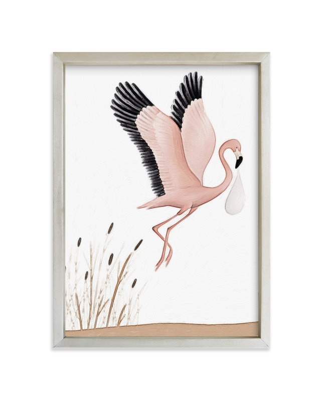 """""""Over the fields """" - Art Print by Maja Cunningham in beautiful frame options and a variety of sizes."""