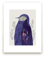 Penguin Portrait by Lori Wemple