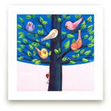 Birdy Tree by Aga