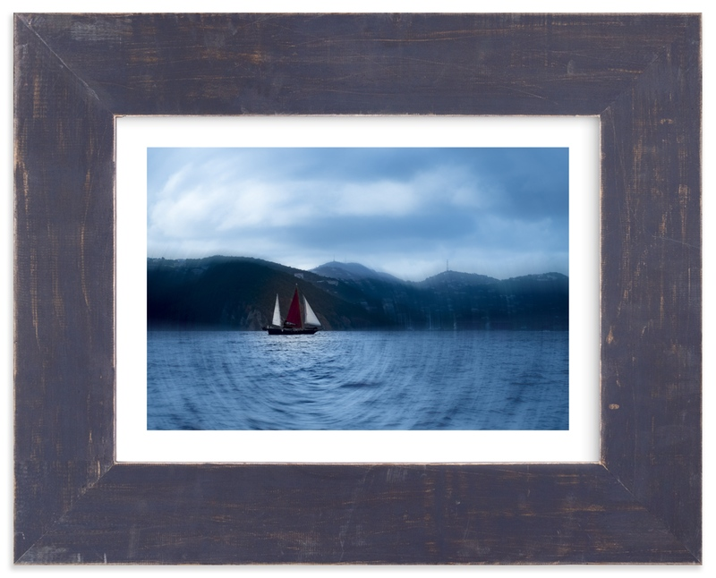 """Yo ho, yo ho!"" - Art Print by Hannah Graham in beautiful frame options and a variety of sizes."