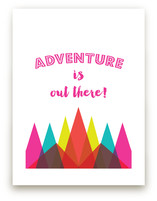 Adventure Mountains by Rebecca Lowe