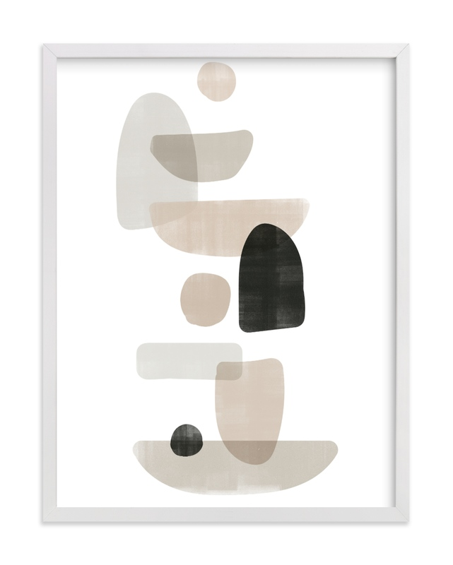 """balance no.1"" - Art Print by Lindsay Stetson Thompson in beautiful frame options and a variety of sizes."