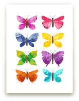 My Butterflies by Evelline Andrya